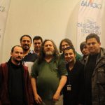 Richard Stallman, Öğrenciler ve Mahir B. Aşut